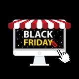 Black friday sale icon Stock Photos
