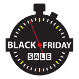 Black friday sale icon Royalty Free Stock Photo