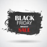 Black Friday Sale Icon Vector Illustration Royalty Free Stock Photos