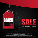 Black friday Sale. Illustration of Black friday Sale Royalty Free Stock Photography