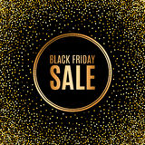 Black Friday sale inscription design template. banner. Vector illustration stock photos