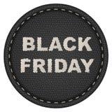 Black Friday sale label Royalty Free Stock Photo