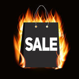 Black Friday Sale Label Stock Images