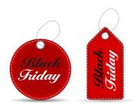 Black Friday Sale Label Vector Illustration Royalty Free Stock Photo