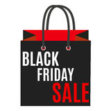 Black Friday Sale Label Stock Photography