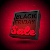 Black friday sale lights2-01 Stock Photo