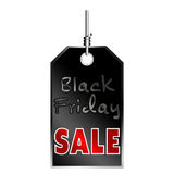 Black Friday. Royalty Free Stock Images
