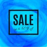 Black Friday Sale Poster design Stock Image
