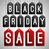 Black Friday Sale poster Stock Photography