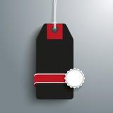 Black Friday Sale Price Sticker Emblem Stock Images