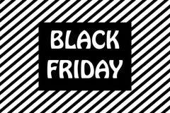 Black friday sale promotion striped background illustration vector illustration