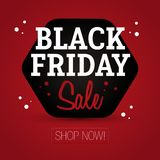Black Friday Sale - shoppa nu Stock Illustrationer