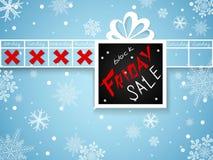 Black Friday sale Royalty Free Stock Photos