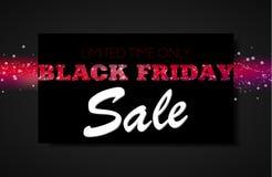 Black friday. Sale. Black Friday. Vector illustration Stock Images