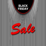 Black friday. Sale. Black Friday. Vector illustration Royalty Free Stock Photo