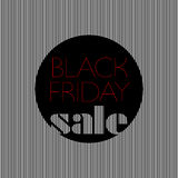 Black friday. Sale. Black Friday. Vector illustration Royalty Free Stock Image
