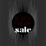 Black friday. Sale. Black Friday. Vector illustration Stock Photo