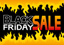 Black friday sale. Stock Images
