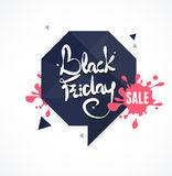 Black Friday Sale. Vector Stock Image
