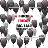 Black friday sale Stock Photos