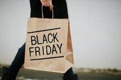 After Black Friday sale Stock Image