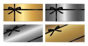 Black Friday Sales gift voucher or banner background stock illustration