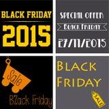 Black friday Royalty Free Stock Image