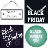 Black Friday Stock Image