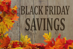 Black Friday Shopping Savings Stock Images