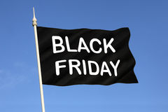 Black Friday - Shopping - Special Offer Royalty Free Stock Photo