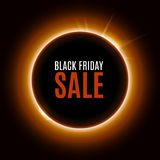 Black Friday sprzedaży projekta wpisowy szablon sztandar również zwrócić corel ilustracji wektora Royalty Ilustracja