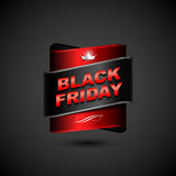 Black friday sticker3-01 Stock Photos
