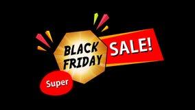 Black Friday Super Sale Hero 4K Loop