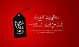 Free Black Friday Super Sale On Simple And Luxury Tag Template Illustration Banner Stock Photo - 129927890