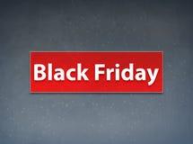 Black Friday sztandaru abstrakta Czerwony tło ilustracja wektor