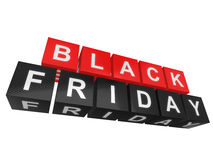 Black Friday Royalty Free Stock Photography