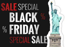 Black Friday USA Stock Image