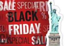 Black Friday USA Royalty Free Stock Image