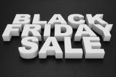 Black Friday, Verkaufsmitteilung für Geschäft Einkaufsspeicherfahne des Geschäfts für Black Friday Black Friday, das Boden zerque lizenzfreie abbildung