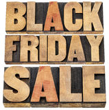 Black Friday-verkoop Stock Foto's