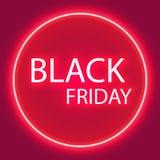 Black Friday-Verkoop het met de hand gemaakte van letters voorzien, doelachtergrond voor embleem, banners, etiketten, kentekens,  Royalty-vrije Stock Fotografie
