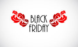 Black Friday vintage background Stock Photo