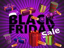 Black Friday Stock Photography