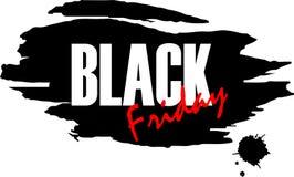 Black Friday wholesale. Royalty Free Stock Images