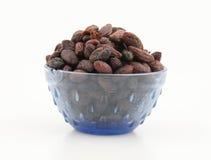 Black Fruit Raisin Stock Images