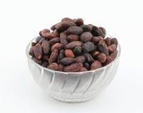 Black Fruit Raisin Stock Photos
