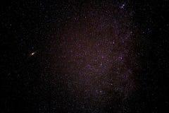 Black, Galaxy, Atmosphere, Sky Stock Image