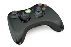 Black Gamepad Stock Image