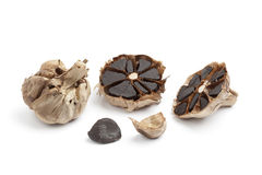 Black garlic Stock Photo