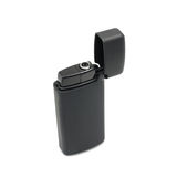 Black gas lighter Royalty Free Stock Photo